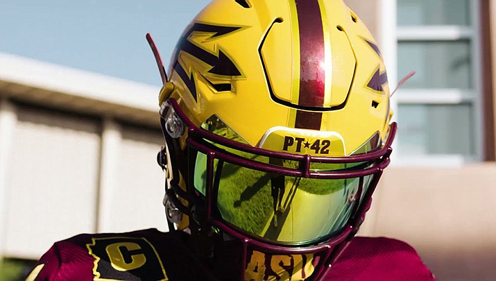 No. 23 Arizona State will attempt to improve to 2-0 when they host the University of Nevada Las Vegas in a college football game on Saturday, Sept. 11 in Tempe. (Arizona State Athletic Department courtesy photo)