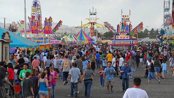 The Mohave County Fair is slated for Thursday through Sunday, Sept. 16-19, at the fairgrounds in Kingman. (Courtesy photo)