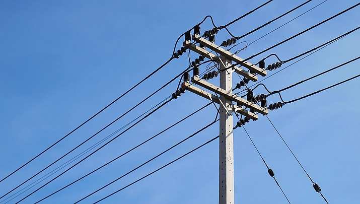 The location of new power line project in Golden Valley has been approved.(Adobe image)