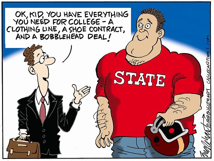 Editorial cartoon (1): Sept. 14, 2021