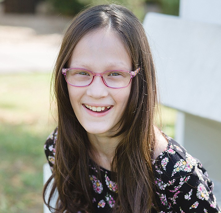 Get to know Jasmine at https://www.childrensheartgallery.org/profile/jasmine-t and other adoptable children at childrensheartgallery.org. (Arizona Department of Child Safety)