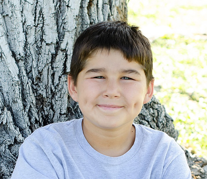 Get to know Owen at https://www.childrensheartgallery.org/profile/owen-g and other adoptable children at childrensheartgallery.org. (Arizona Department of Child Safety)