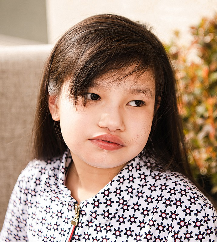 Get to know Royalette at https://www.childrensheartgallery.org/profile/royalette and other adoptable children at childrensheartgallery.org. (Arizona Department of Child Safety)