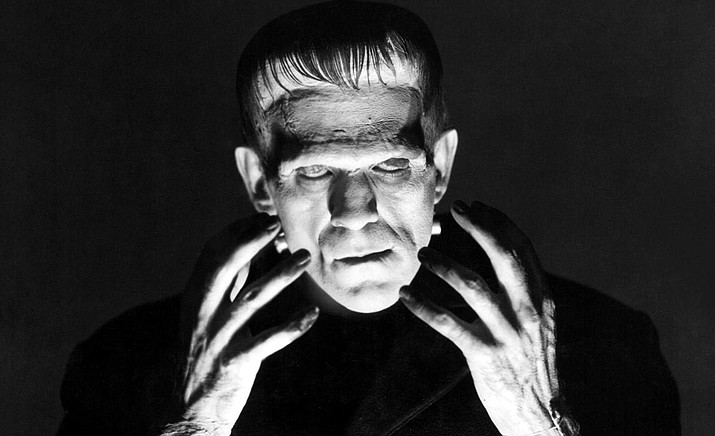 """Beginning just before his debut as Frankenstein's creation, """"Boris Karloff: The Man Behind the Monster"""" compellingly explores the life and legacy of a cinema legend, presenting a perceptive history of the genre he personified. (SIFF/Courtesy)"""