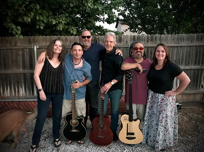 Dolce Vita is scheduled to play at the Town of Clarkdale's Concerts in the Park Series on Saturday, Sept. 18, 2021, from 6 to 8 p.m. (Town of Clarkdale/Courtesy)