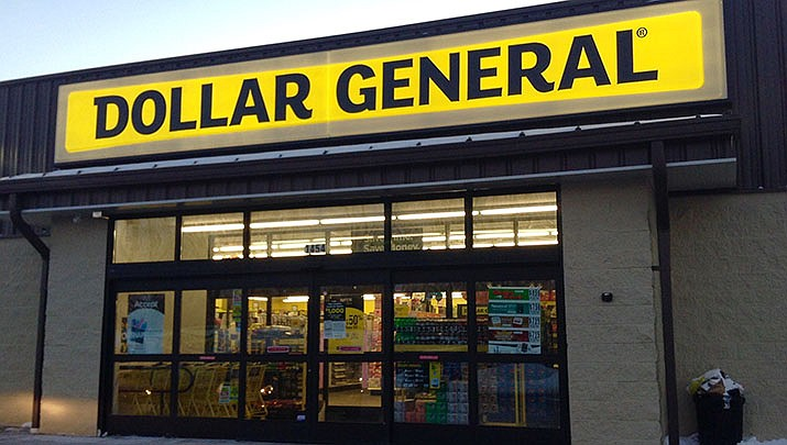 A new Dollar General store has opened at 16098 Pierce Ferry Road in Dolan Springs. (Photo by Mike Mozart, cc-by-sa-2.0, https://bit.ly/2VJ0eTe)