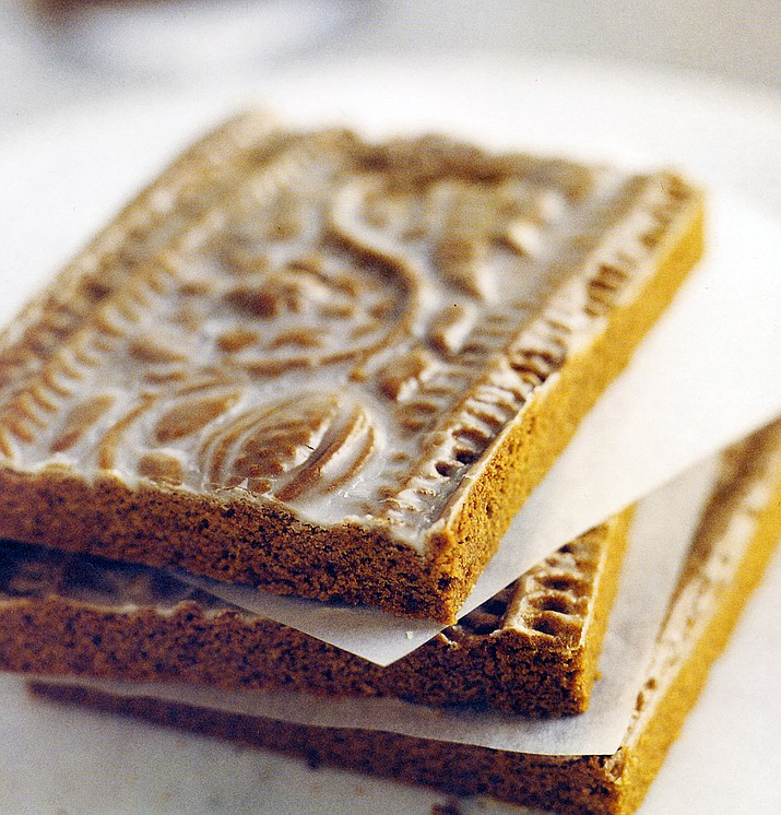 Soft Glazed Gingerbread. (Metro Creative Services)