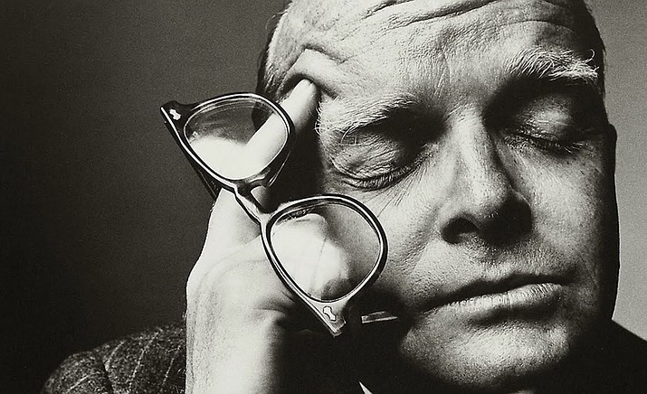 """Through never-before-heard audio archives and interviews with Truman Capote's famous friends and infamous enemies, """"The Capote Tapes"""" reveals the rise and fall of one of America's most influential writers and public figures. (SIFF/Courtesy)"""