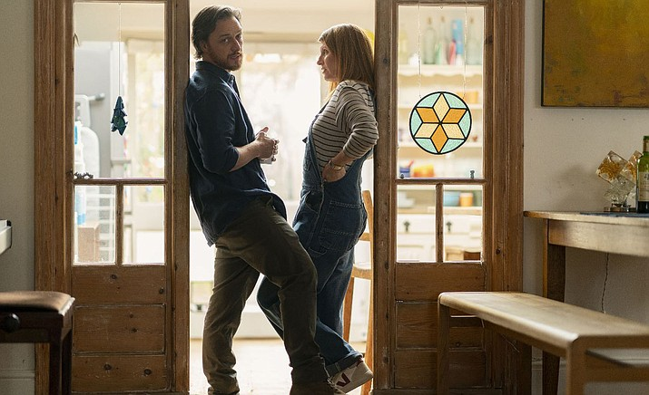 """Academy Award nominee Stephen Daldry's new comedy, """"Together"""" — starring James McAvoy and Sharon Horgan — is the story of a family, like so many, who found a way to survive —together. (SIFF/Courtesy)"""