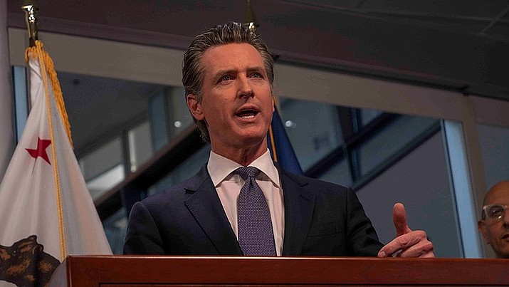 Californians voted to keep Gov. Gavin Newsom in office in a recall election that concluded Tuesday, Sept. 14. (California Governor's Office photo/Public domain)