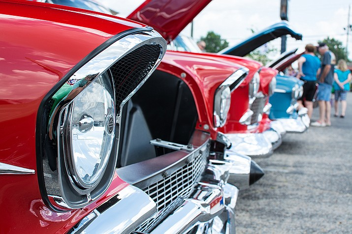 Start your engines to show your pride-and-joy vehicle at the Donald C. Thompson American Legion Post 135 and Auxiliary's fifth annual Oktoberfest Car Show set for Saturday, Sept. 25, at the Galpin Auto and RV Center