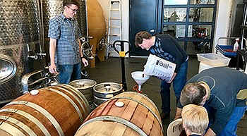 Sustainability Alliance: Verde Valley learns how to make award-winning, sustainable wine photo