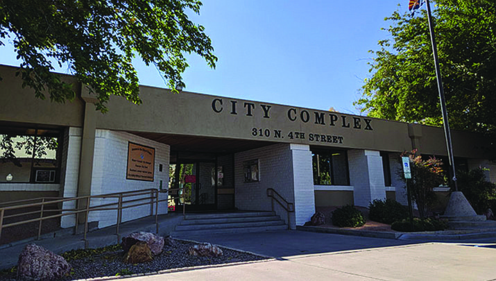 Kingman City Council will meet at 5 p.m. Tuesday, Sept. 21 in the council chambers at the city complex at 310 N. Fourth St. in Kingman. (Miner file photo)
