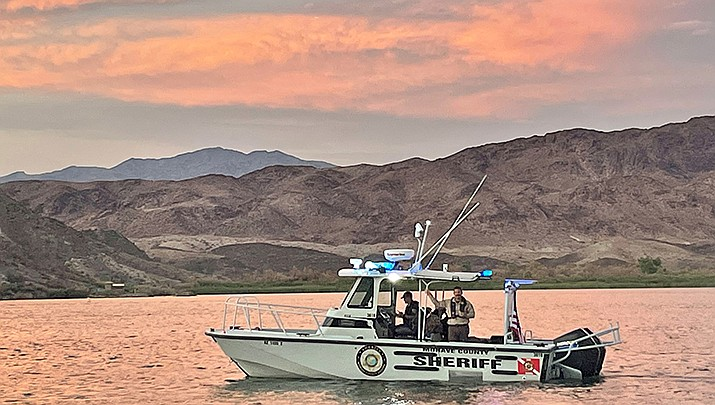 Mohave County Sheriff's Office Division of Boating Safety deputies arrested five subjects for operating a watercraft while under the influence of drugs or alcohol during the Labor Day holiday weekend. (MCSO photo)