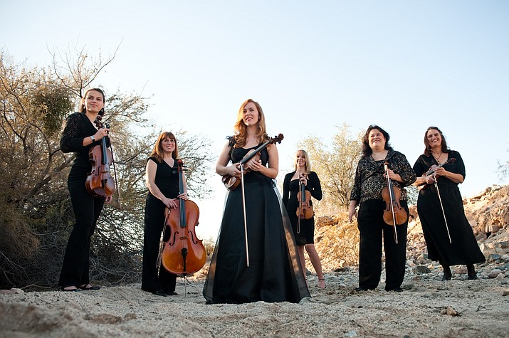 Sweetwater Strings. (Courtesy)