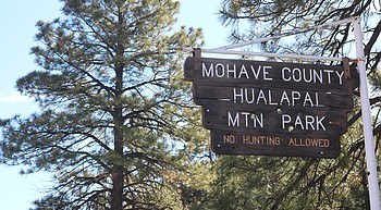 Mohave County Parks seeks OHV for education and enforcement on trails photo
