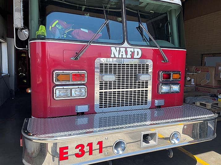 The Mohave County Board of Supervisors will wait until after the Northern Arizona Fire District acts on a proposed boundary change that would create a new fire district in Valle Vista, Truxton and Hackberry. (Miner file photo)