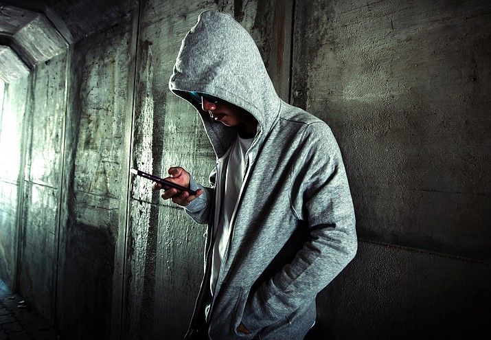 The influence of social media has led to costly damage at high schools. (Stock photo)