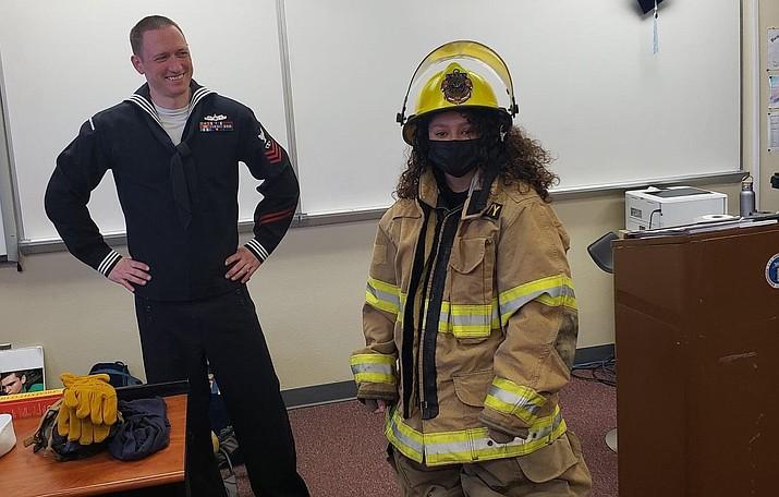 (Photos courtesy Winslow High School)