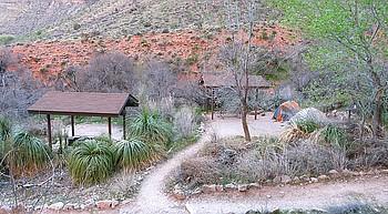 Indian Garden in Grand Canyon  to be renamed Havasupai Garden photo