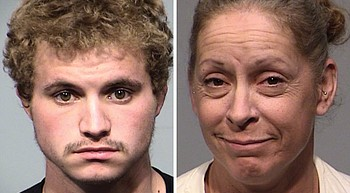 2 Cottonwood residents arrested for alleged car theft, burglary photo