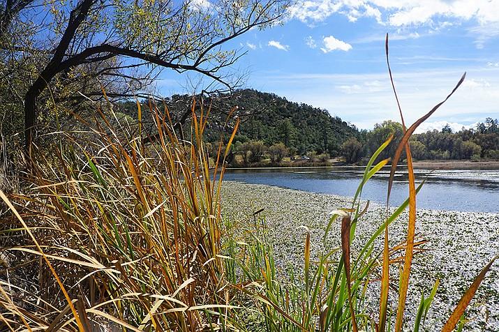 Granite Basin Lake. (Courier stock photo.)