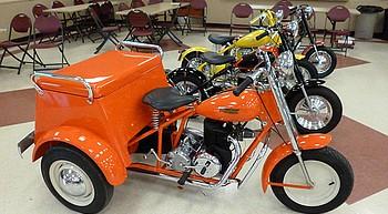 Mustang Motorcycle Club to convene in Kingman photo