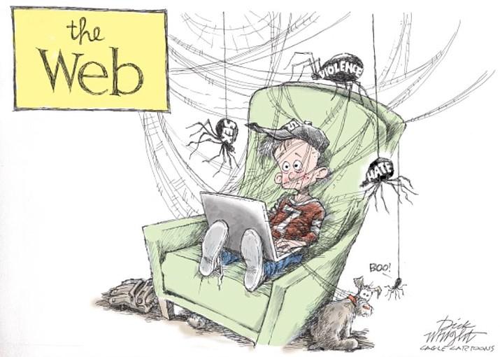 Editorial cartoon (1): Sept. 28, 2021