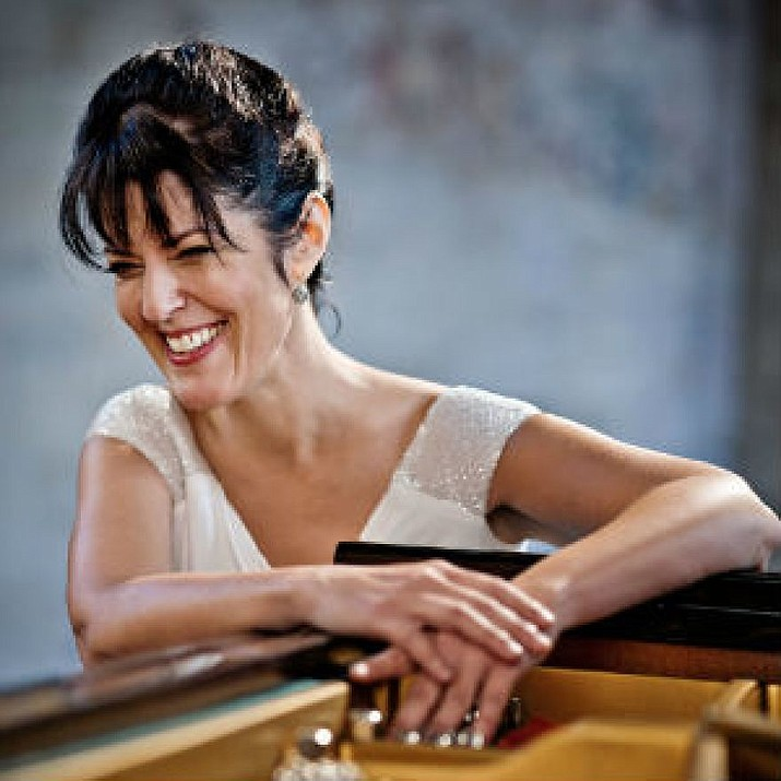 World-acclaimed pianist Sandra Shapiro to play the Red Rocks Music Festival on Oct. 3, 2021. (RRMF/Courtesy)