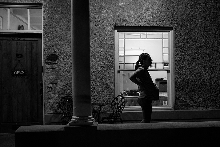 Maternal health advocates in Arizona are working to bring more attention to a leading cause of pregnancy-related deaths: conditions related to mental health. (File photo by Nicole Neri/Cronkite News)