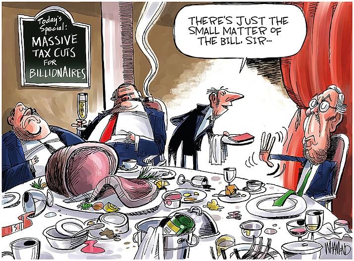 Editorial cartoon (1): Sept. 30, 2021