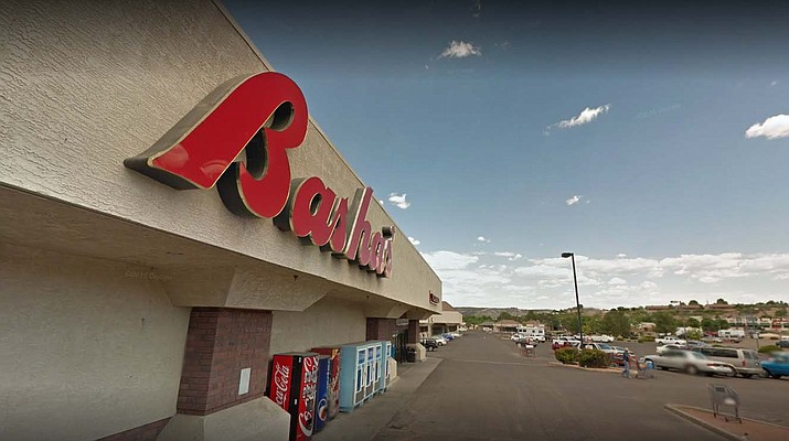 Bashas', 650 Finnie Flat Road, Camp Verde, is one of many Arizona grocery stores that were acquired by Raley's Holding Company in California on Friday, Oct. 1, 2021. No plans were announced to close any stores in Arizona. (Google Maps screenshot)