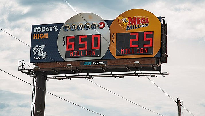After 40 drawings without a big Powerball winner, a single ticket sold in California matched all six numbers and was the lucky winner of the nearly $700 million jackpot prize, officials said. (Photo by Tony Webster, cc-by-sa-2.0, https://bit.ly/3A85gqs)