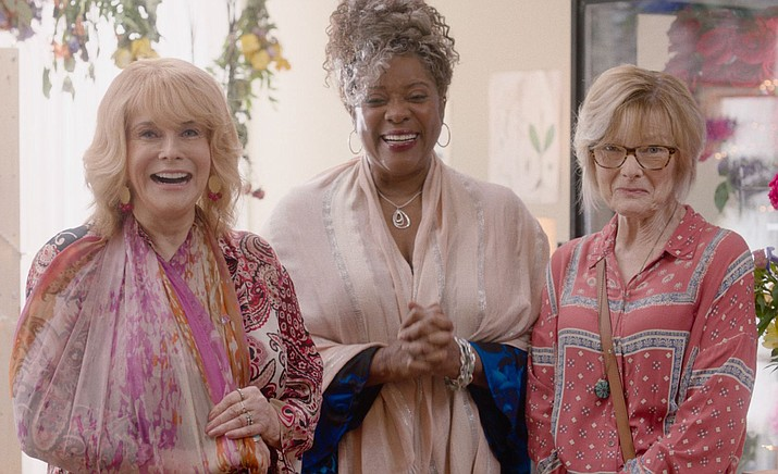'Queen Bees' was the highest-rated film by the audience at the recent Sedona 'International Film Festival, where it earned the Audience Choice Best Comedy Award. The film boasts an award-winning, stellar ensemble cast, including Ellen Burstyn, James Caan, Ann-Margret, Loretta Devine, Jane Curtin and Christopher Lloyd. (SIFF/Courtesy)