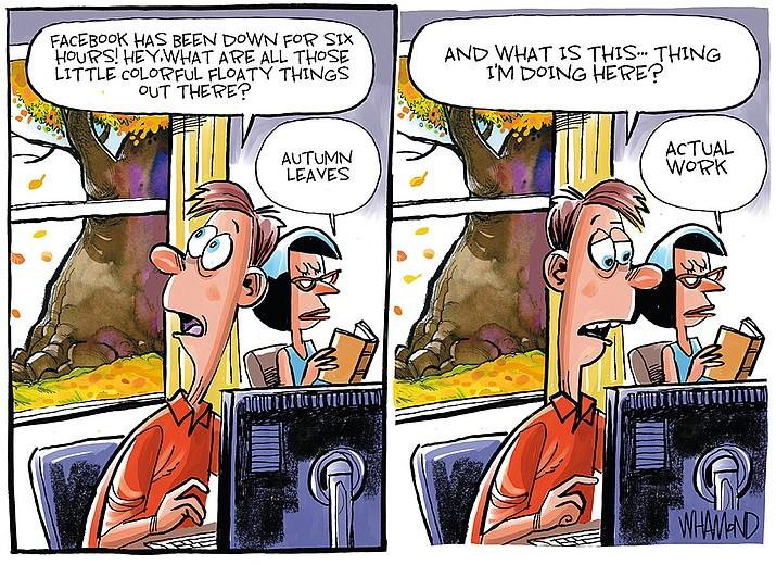Editorial cartoon (1): Oct. 6, 2021