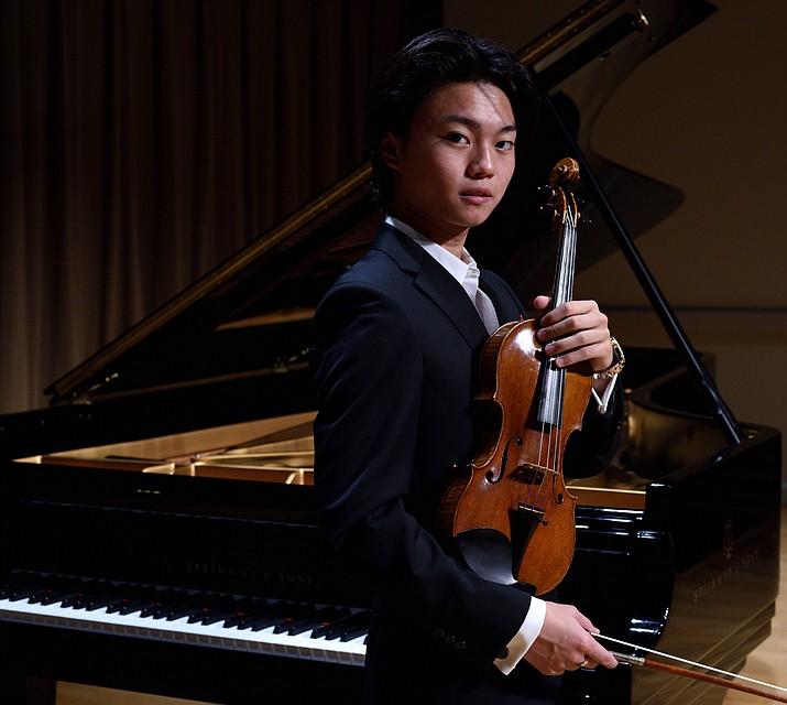 Ray Ushikubo. (Verde Valley Sinfonietta/Courtesy)