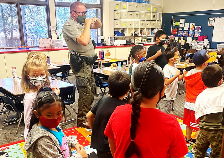 Grand Canyon School is the only Kindergarten — Twelfth grade school in a National Park. The school is located on the South Rim. (Photos/NPS)