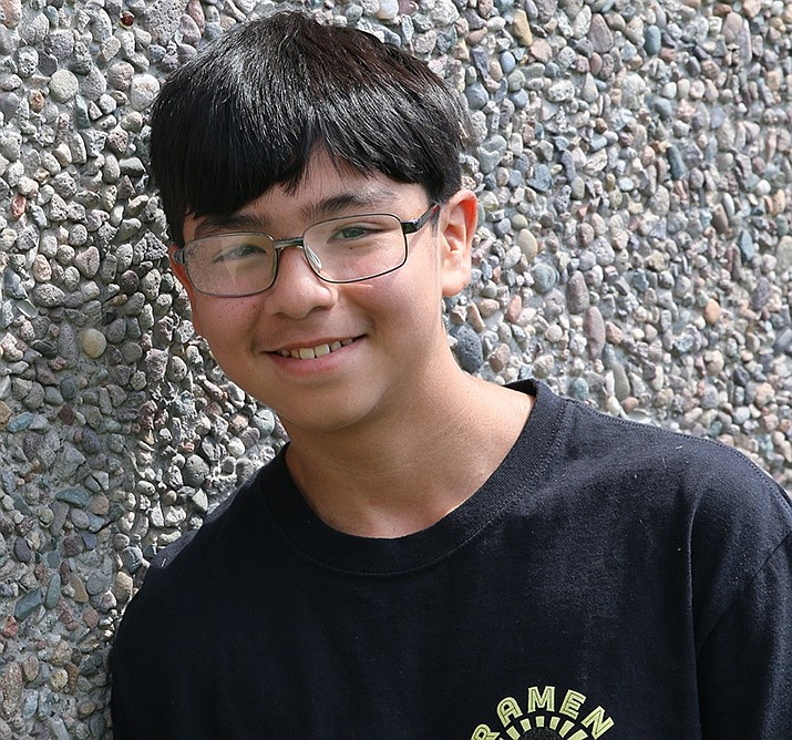 Get to know Joebert at https://www.childrensheartgallery.org/profile/joebert and other adoptable children at childrensheartgallery.org. (Arizona Department of Child Safety)