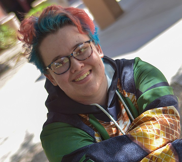 Get to know Klay at https://www.childrensheartgallery.org/profile/klay and other adoptable children at childrensheartgallery.org. (Arizona Department of Child Safety)