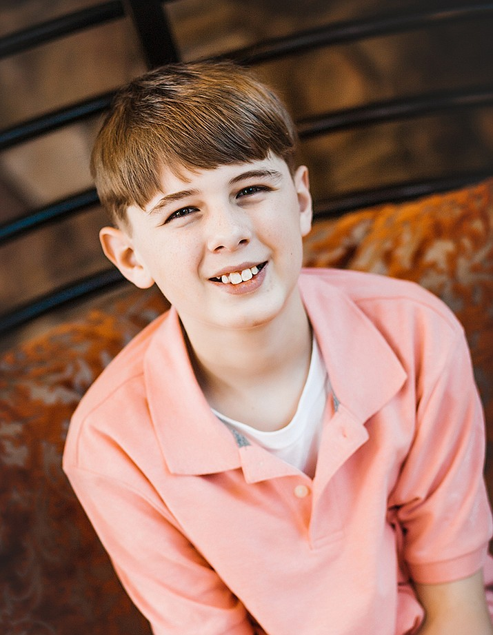 Get to know Xavier at https://www.childrensheartgallery.org/profile/xavier-l and other adoptable children at childrensheartgallery.org. (Arizona Department of Child Safety)