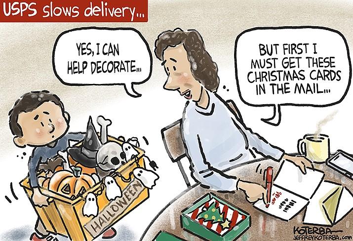 Editorial Cartoon   Oct. 8, 2021