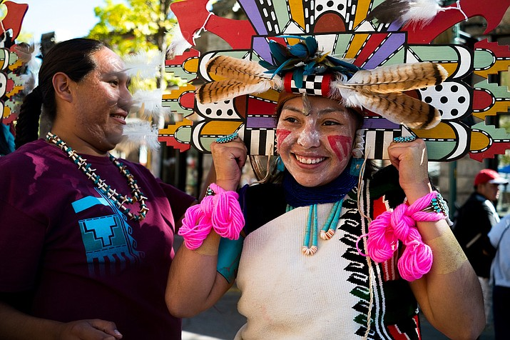 Indigenous People's Day takes place Oct. 11. (Loretta McKenney/WGCN,NHO)