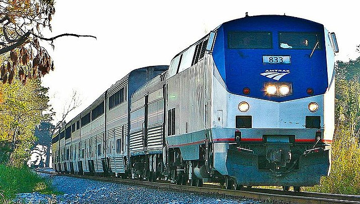 Officials on Thursday identified the armed passenger who died in a gunfight after fatally shooting a federal agent inside an Amtrak train in Arizona as Darrion Taylor. (Photo by Extra Zebra, cc-by-sa-2.0, https://bit.ly/3aeYF2U)