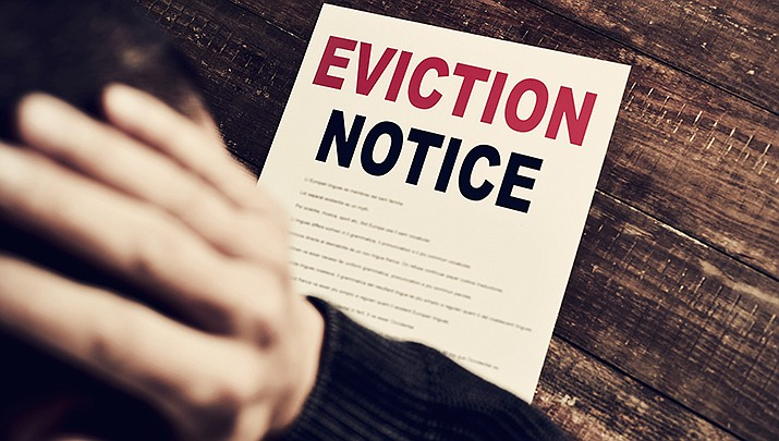 Some newly created programs have curbed the anticipated spike in evictions after federal COVID-related restrictions against evictions were allowed to expire. (Adobe image)