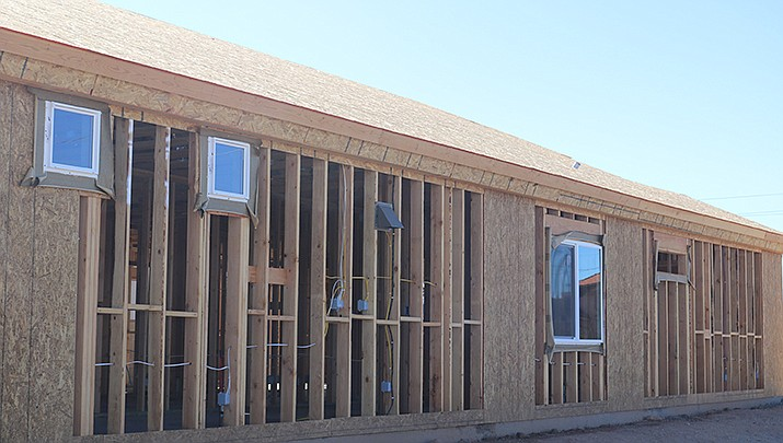 The City of Kingman issued 27 building permits in the week ending Thursday, Oct. 7. (Miner file photo)