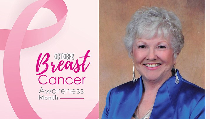 Judy Moeser was diagnosed with breast cancer on July 10, 2000. (Moeser family/Courtesy)
