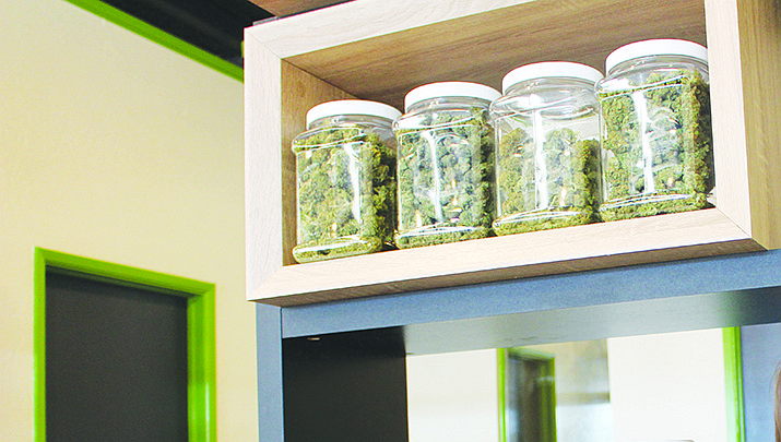 Arizona health officials have released a list of dozens of postal zip codes of areas across the state where applicants for 26 new so-called social equity licenses for marijuana shops must have lived in recent years. (Miner file photo)