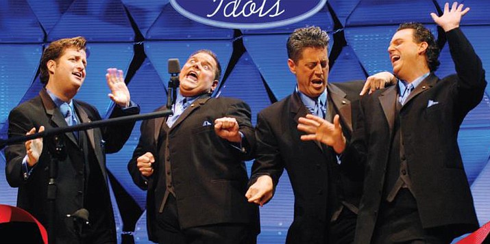 As an added bonus, Sedona's own Harmony on the Rocks will perform barbershop music before the screening! (SIFF/Courtesy)