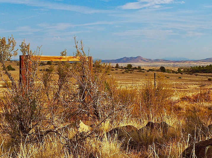 View of Prescott Valley looking north from the Iron King trail. The forecast is calling for sunny skies through Saturday with partly cloudy skies Sunday. See page 2. (Karen Shaw/Courtesy)