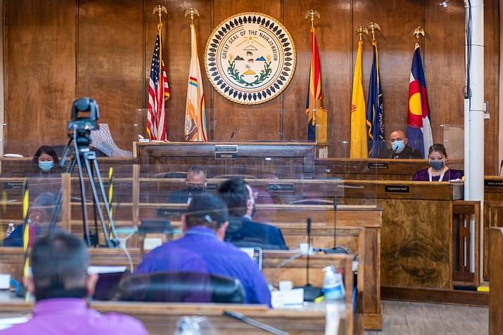 (Photo/Navajo Nation Council)